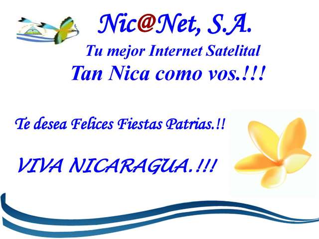 Viva Nicaragua.!!!